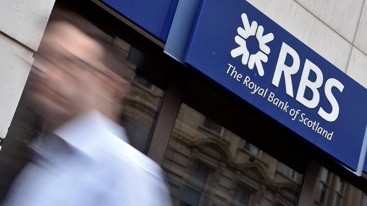 Una filial del RBS en Londres