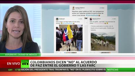 Cómo reaccionan los países de América Latina a la decisión de los colombianos