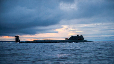 Submarino de ataque tipo Severodvinsk del proyecto 885 Yasen
