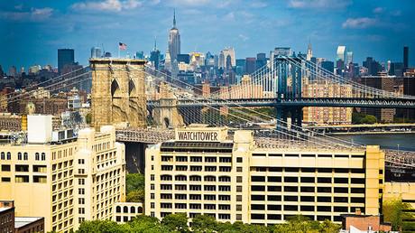 Sede mundial de los Testigos de Jehová en Brooklyn, Nueva York, hasta 2013