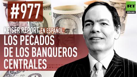Los pecados de los banqueros centrales