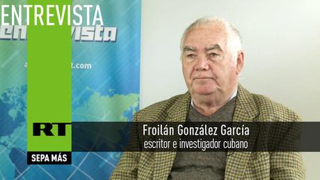 Entrevista con Froilán González García, escritor e investigador cubano
