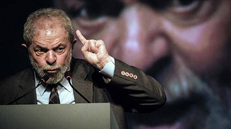 El expresidente de Brasil Luiz Inácio Lula da Silva
