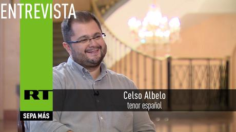 Entrevista con Celso Albelo, tenor español