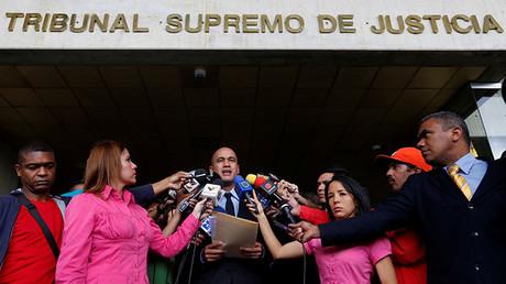 El diputado socialista, Héctor Rodríguez