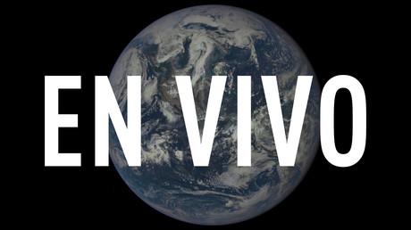 EN VIVO: Así se ve la Tierra desde la Estación Espacial Internacional