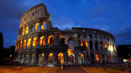 El Coliseo de RomaTony Gentile