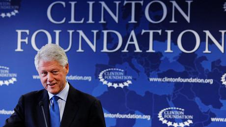 El expresidente estadounidense Bill Clinton