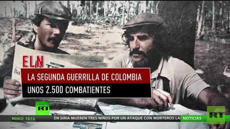 El Gobierno colombiano y el ELN inician el proceso de negociaciones