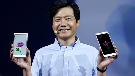 Lei Jun, el fundador de la empresea china Xiaomi