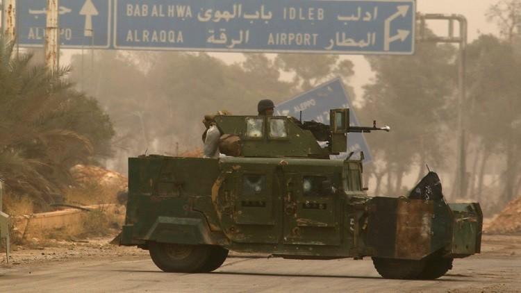 """Amnistía Internacional insta a los rebeldes sirios a no atacar zonas civiles """"indiscriminadamente"""""""