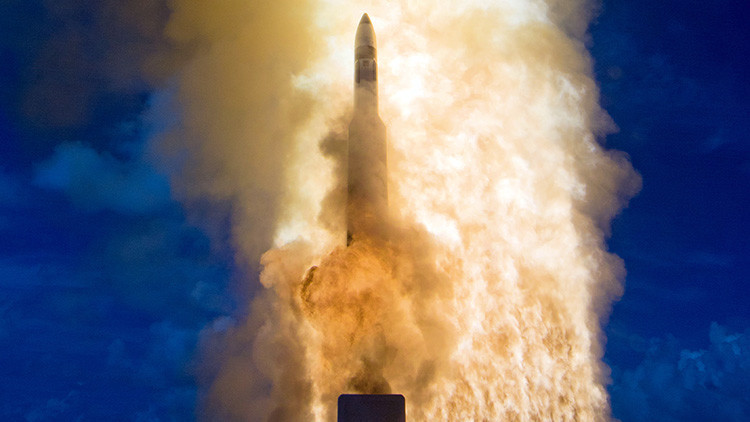"""""""Los sistemas de defensa antiaéreos de EE.UU. pueden ser utilizados contra objetivos en tierra"""""""