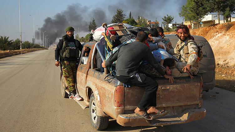 """""""Los países occidentales han enviado a grupos radicales a Siria como un caballo de Troya"""""""