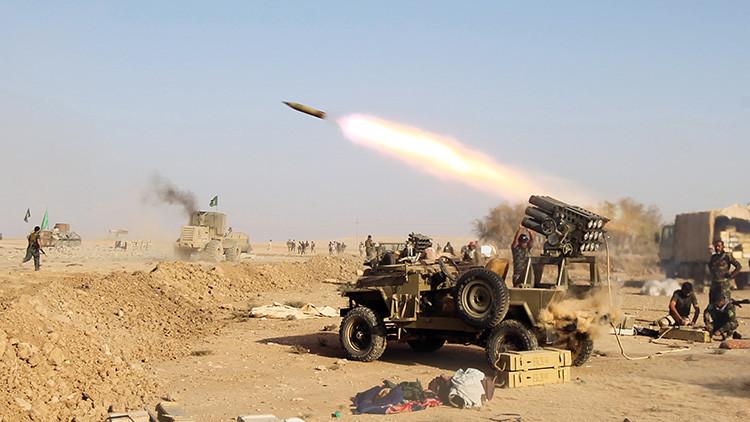 Las fuerzas iraquíes irrumpen en el 'corazón del califato' del Estado Islámico en Irak