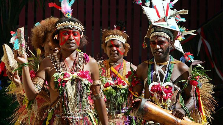 Detectan una misteriosa especie humana en habitantes del Pacífico