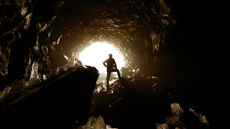 Se hunde una cueva de Brasil con fieles dentro