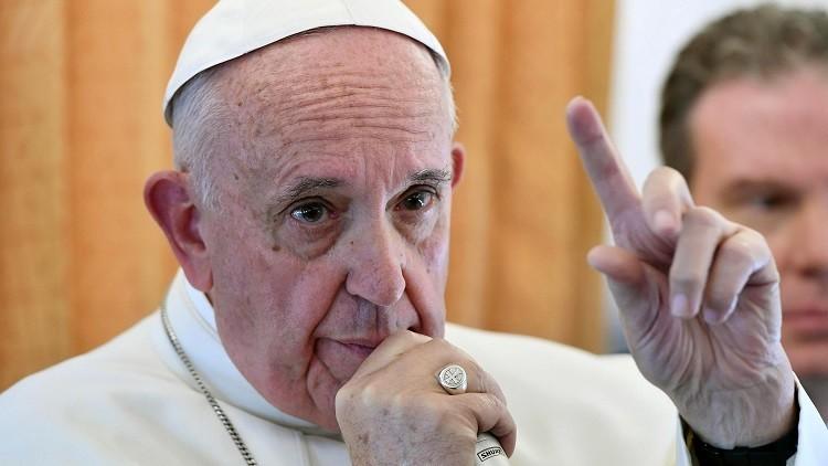 El papa Francisco descarta que las mujeres puedan ser sacerdotes en la Iglesia católica