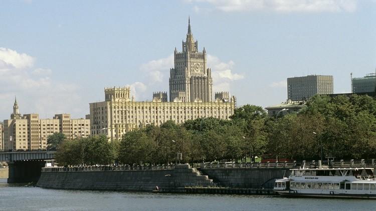 """Moscú responde con ironía al temor de la Inteligencia británica ante """"la creciente amenaza rusa"""""""