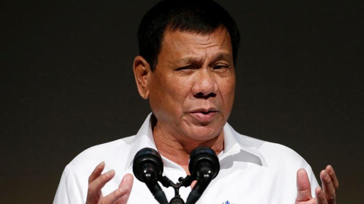 ¿Por qué el presidente filipino odia a EE.UU.?