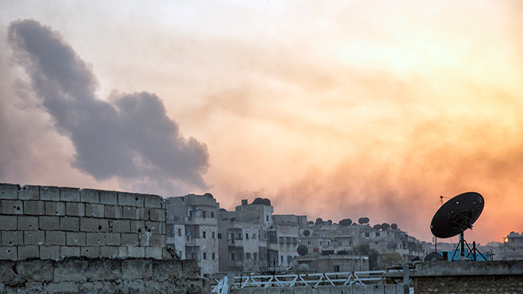 """""""Los terroristas reconocen su derrota en Alepo"""""""