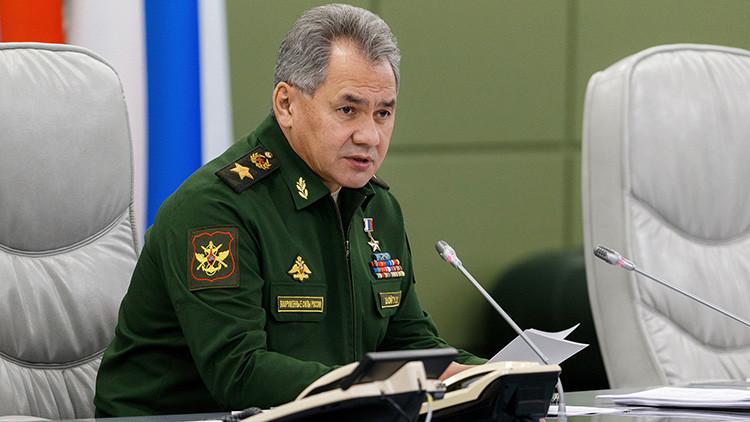 Ministerio de defensa ruso