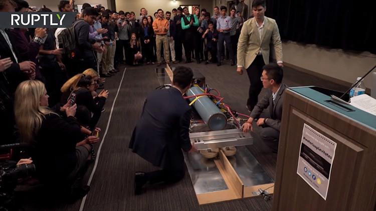 """""""Esto va a cambiar nuestro modo de vivir"""": presentan la tecnología de los trenes del futuro (VIDEO)"""
