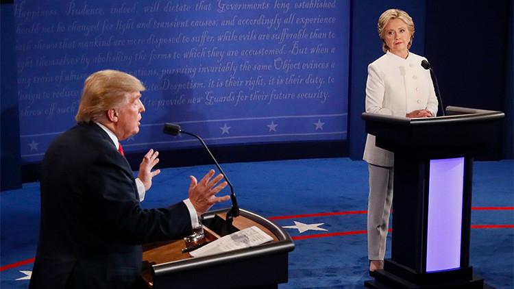 """""""EE.UU. elige entre una reina de la corrupción y un protofascista"""""""