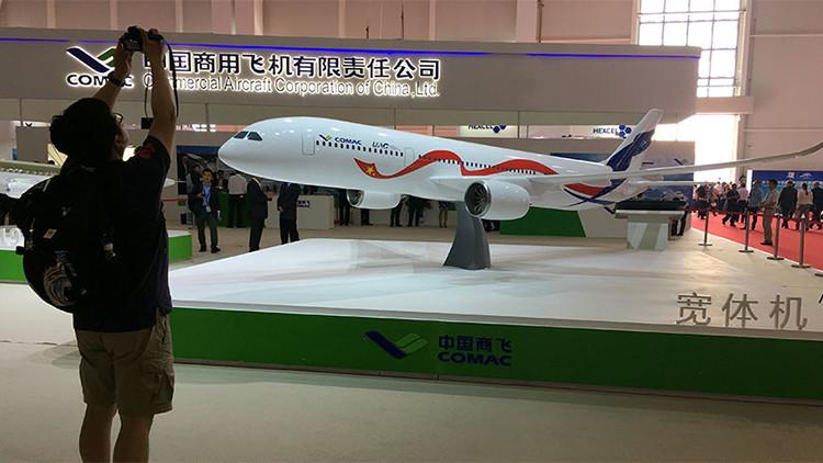 Rusia y China presentan su alternativa a Airbus y Boeing