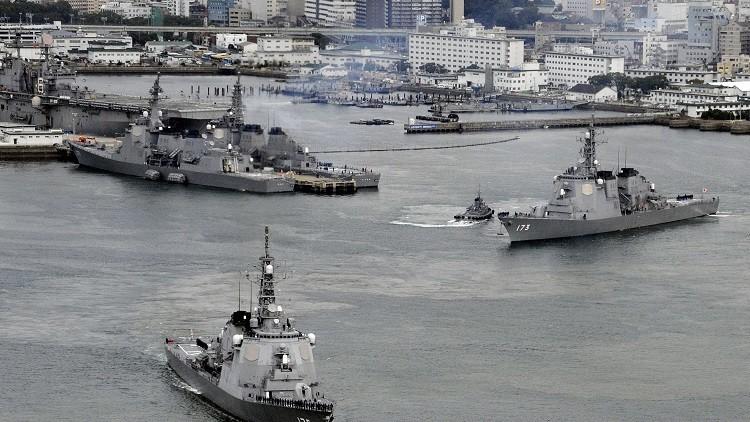 Japón: Un tirador activo obliga a cerrar la base naval estadounidense de Nagasaki