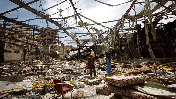 """""""Arabia Saudita busca eliminar a Yemen como una entidad política"""""""