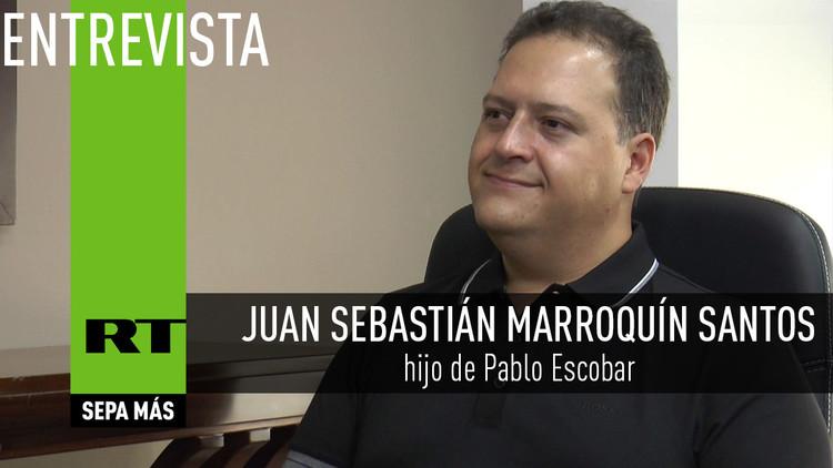 EXCLUSIVA: El hijo de Pablo Escobar revela qué pasó con la gran fortuna de su familia
