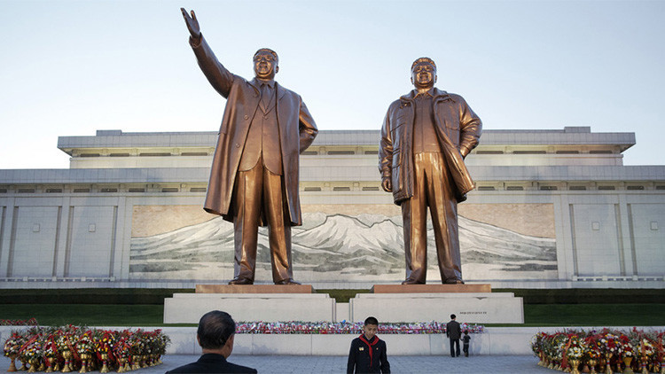 Dos bromistas australianos fingen ser golfistas y participan en un torneo en Corea del Norte