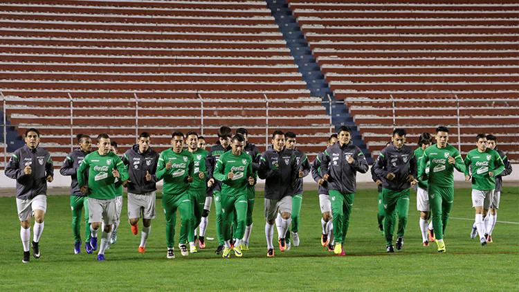 Desmienten rumor sobre la restitución de los puntos a la selección boliviana de fútbol