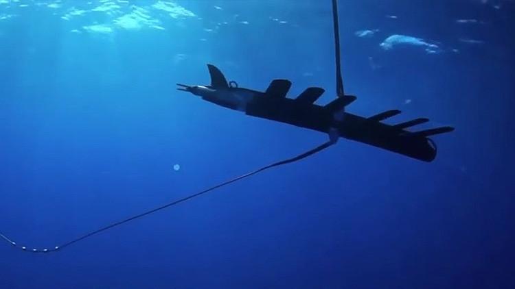 EE.UU. prueba drones acuáticos diseñados para cazar submarinos