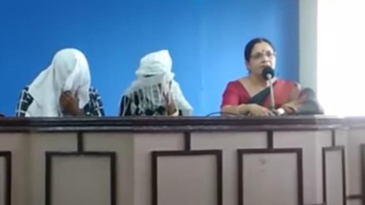 """""""¿Quién te dio más placer?"""": La Policía india humilla a una mujer víctima de múltiple violación"""