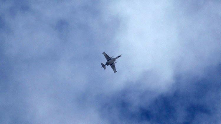 Rusia y EE.UU. discuten las medidas de seguridad para los vuelos sobre Siria