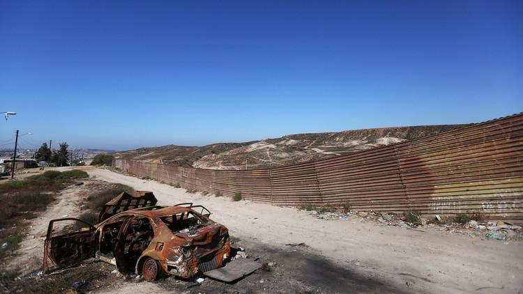 La frontera entre México y EE.UU.Edgard GarridoReuters
