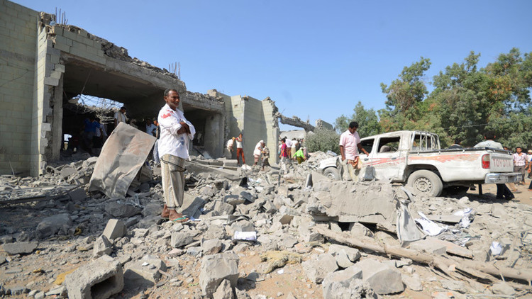 """Los militares de EE.UU. podrían ser """"procesados por cometer crímenes de guerra"""" en Yemen"""