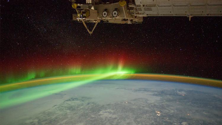 El sol quebró el escudo magnético de la Tierra