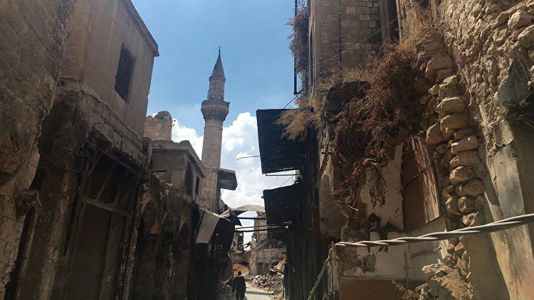 Los radicales no permiten a los civiles abandonar el este de Alepo durante la pausa humanitaria