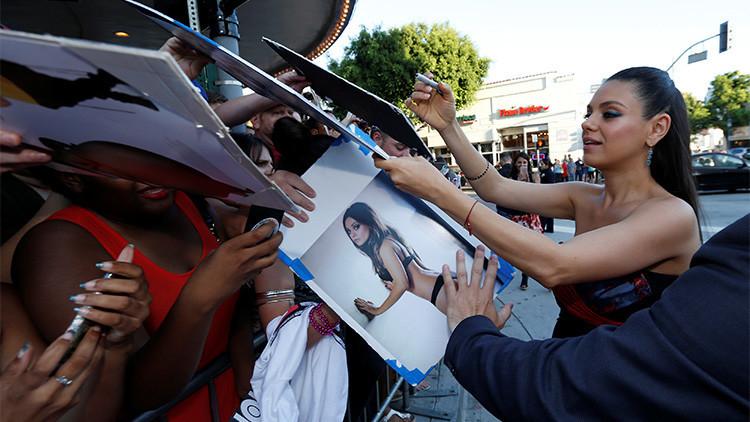 """""""No volverás a trabajar en esta ciudad"""": la amenaza que recibió Mila Kunis por no desnudarse"""