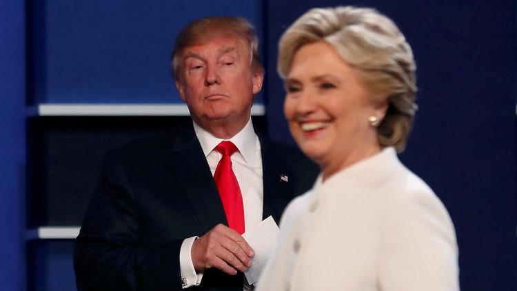 """Trump: """"La política de Clinton en Siria puede causar un conflicto con Rusia y la III Guerra Mundial"""""""