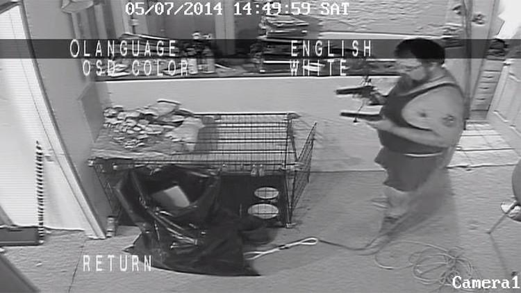La casa del terror: Así se preparó un asesino para matar a una joven embarazada y a su novio (Video)