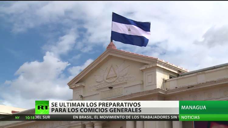 Nicaragua: Se ultiman los preparativos para los comicios generales