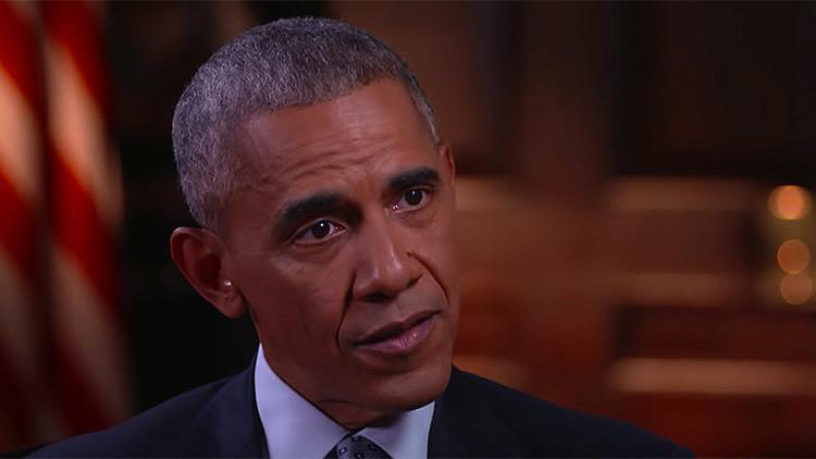 """Obama insiste: """"Nosotros somos la nación indispensable"""""""