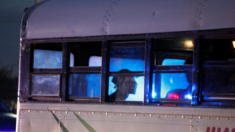 México: Nadie delata al misterioso 'ángel exterminador' del autobús que ejecutó a cuatro atracadores