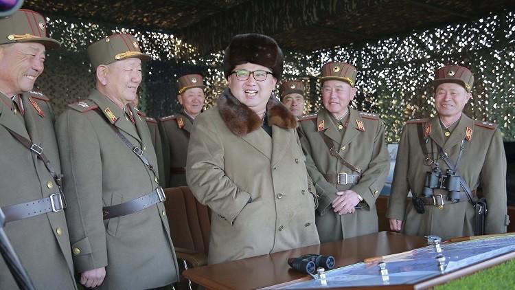 Kim Jong-un visita a una unidad especial dedicada a eliminar figuras claves de Corea del Sur