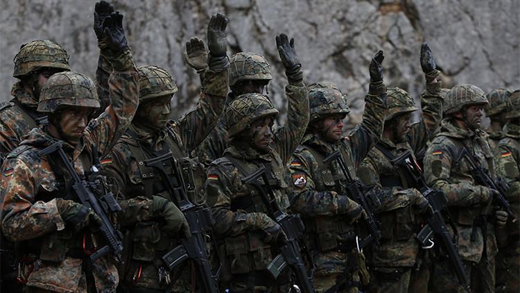 Alemania identifica a 20 islamistas infiltrados en las filas de sus Fuerzas Armadas