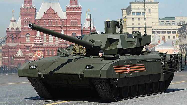 Informe secreto: A esta moderna arma rusa le teme la inteligencia británica