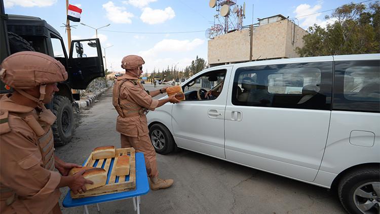 """""""Rusia ha enviado 100 toneladas de ayuda humanitaria a Alepo y EE.UU. ni una migaja de pan"""""""